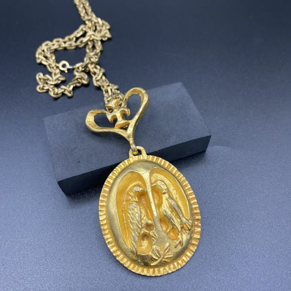 collier de Janine Bouissou arthus bertrand